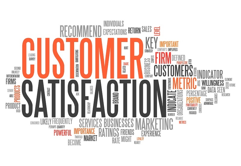 customer satisafaction Customer satisfaction is essential for business success in today's marketplace in this lesson, you'll learn what customer satisfaction is and be.